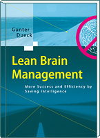 Gunter Dueck - Lean Brain Management - Cover